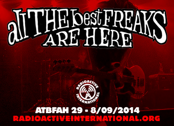 All The Best Freaks Are Here (29 –