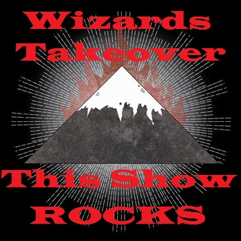 These Wizards of Firetop Mountain Totally Rock 11th December