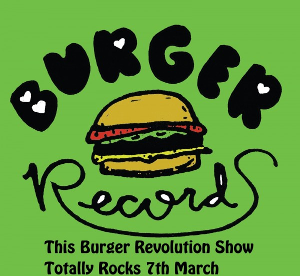 This Burger Revolution Show Totally Rocks 7th March