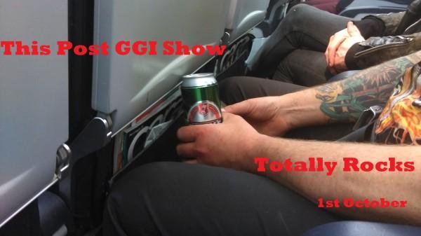 This Post GGI Show Totally Rocks