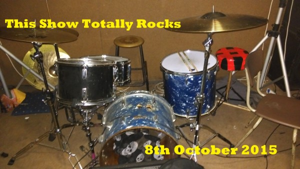 This Show Totally Rocks 8th October