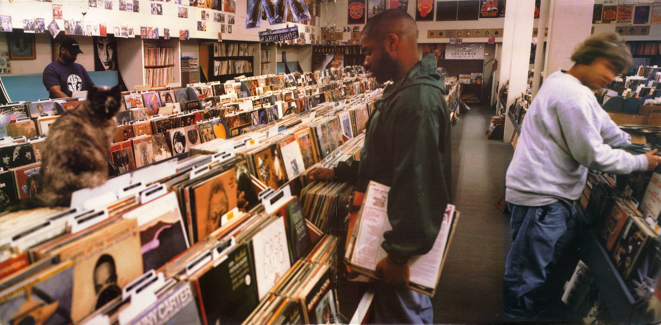 Endtroducing Cover