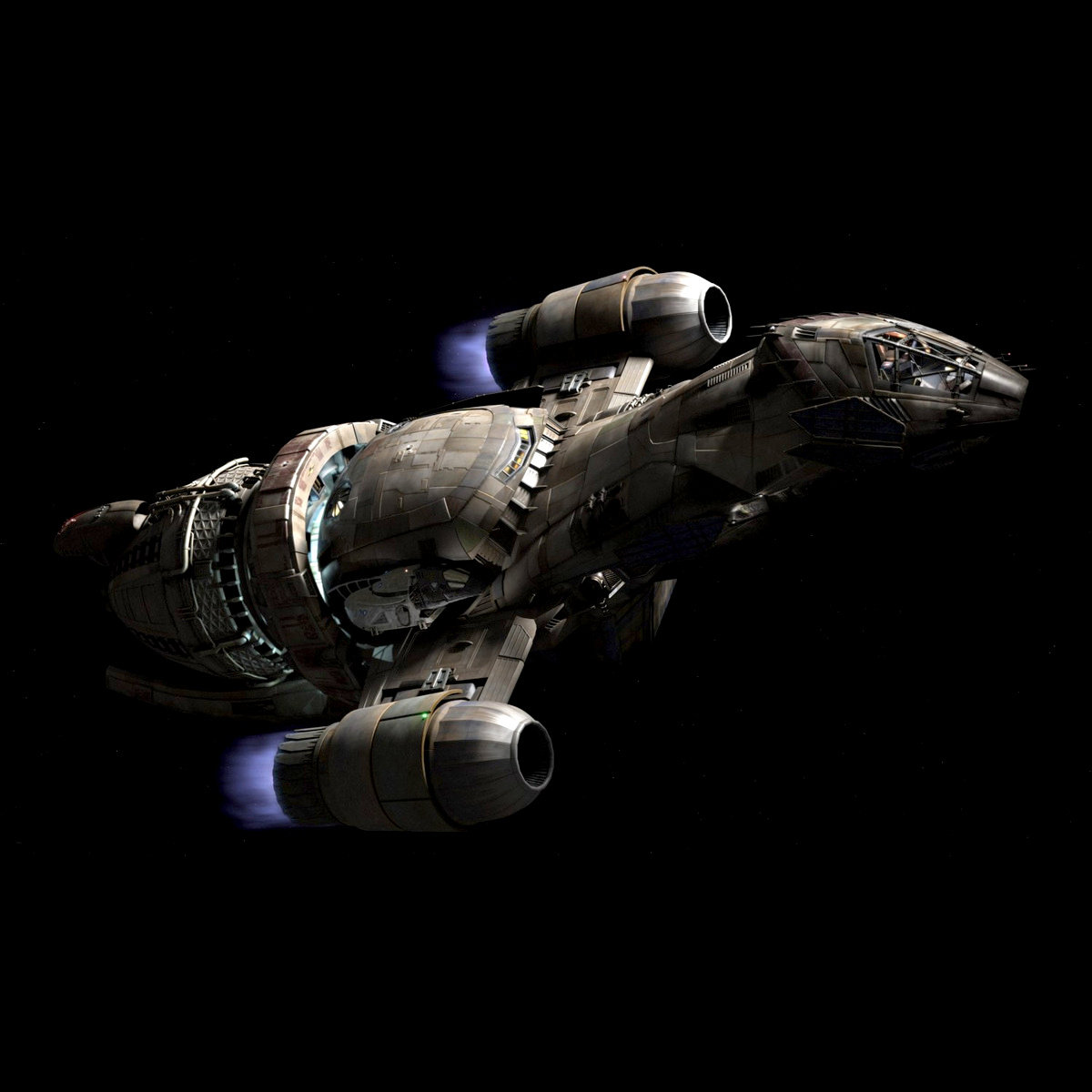 SpaceshipSerenity