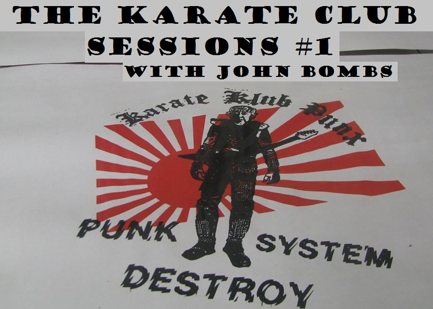 karate club poster
